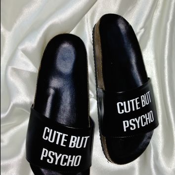 SWEET LORD O'MIGHTY! CUTE BUT PSYCHO SANDALS