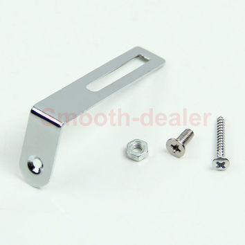 B39 Free Shipping New Stainless Steel Pickguard Mounting Bracket For Les Paul Electric Guitar