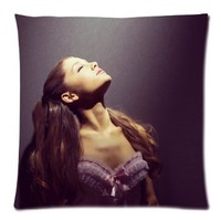 Custom Pillowcase Ariana Grande Cotton Standard Pillow Case PC-0598
