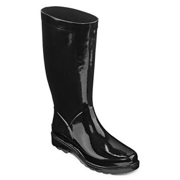 Towne By London Fog Womens Jasper Rain Boots - JCPenney