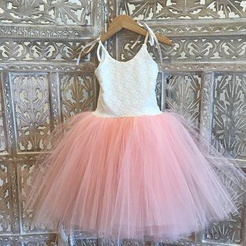 OOAK - MERMAID SCALES TUTU DRESS