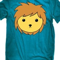 Lion Face (Teal) T-Shirt - Amazing Phil T-Shirts - Official  Online Store on District Lines