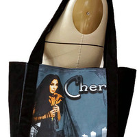 Cher Bag Upcycled Do You Believe T-shirt Tote