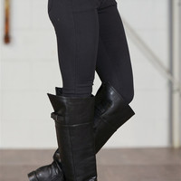 MACHINE Jeggings - Black