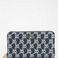 PAUL & JOE Sister Raccoon Zip-Around Wallet - Urban Outfitters