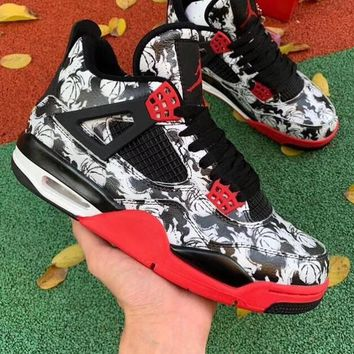 "Air Jordan 4 Retro ""Tattoo"" AJ4 - Best Deal Online"