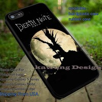 Death God Silhouette iPhone 6s 6 6s+ 5c 5s Cases Samsung Galaxy s5 s6 Edge+ NOTE 5 4 3 #art DOP621