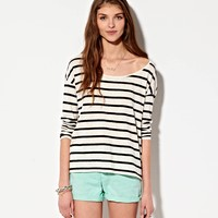 AEO Women's Striped T-shirt