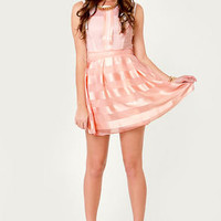 Honeymoon Sweet Blush Pink Dress