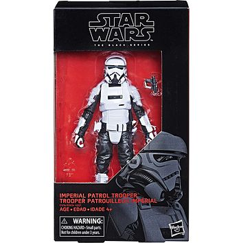 Imperial Patrol Trooper Black Series 6 Inch Solo A Star Wars Story Figure