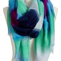 Women's Printed Gauze Scarves | Old Navy