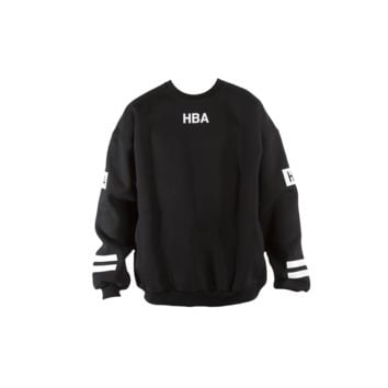 Hood By Air Radioactive Sweatshirt (Black)