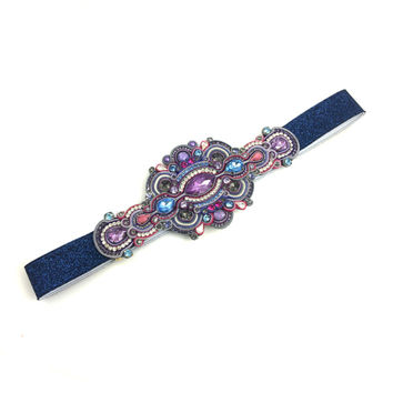 Blue Dopo Belt