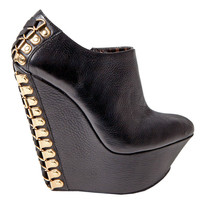 MAYSY PLATFORM WEDGE BETSEY JOHNSON
