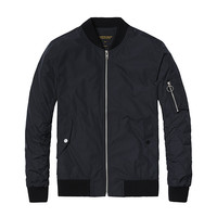 Spring Weight Bomber Jacket