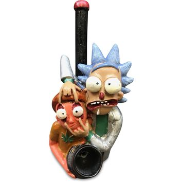 Resin Pipe - Rick & Morty