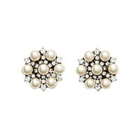 J.Crew Womens Pearl Shoe Clips