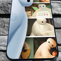 cute baymax health kawaii for iPhone 4/4s/5/5S/5C/6, Samsung S3/S4/S5 Unique Case *95*