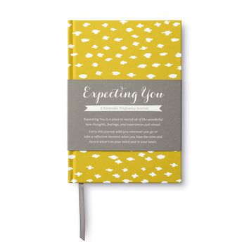 Expecting You A Keepsake Pregnancy Journal