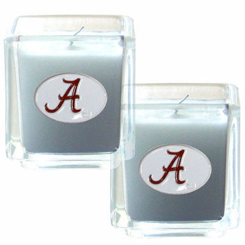 NCAA Team Scented Candle Set