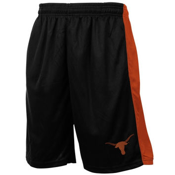 Texas Longhorns Big & Tall College Shorts - Black