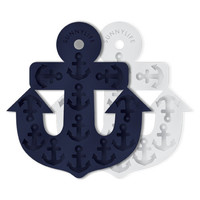 SUNNYLIFE - Anchor Ice Tray / Navy & White