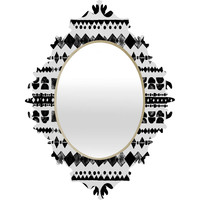 Mareike Boehmer Geometry 5 Baroque Mirror