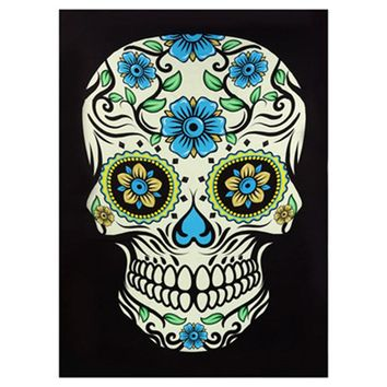 Sugar Skull Tapestry (3 Types)