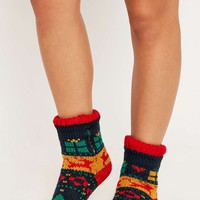 Holiday Chunky Slipper Socks - Urban Outfitters