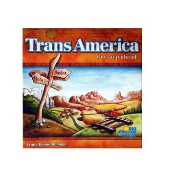 Trans America - Tabletop Haven