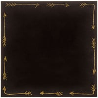 Black & Gold Arrow Chalkboard | Hobby Lobby