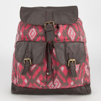 T-Shirt & Jeans Sarah Backpack Red Combo One Size For Women 24062034901
