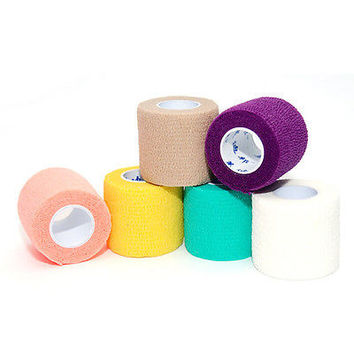 Roll Kinesiology Sports Health Muscles Care Physio Therapeutic Tape 4.5m * 5cm @