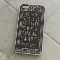 """Young and Beautiful"" Lana del Rey Case"
