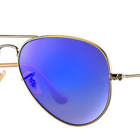 Ray-Ban RB3025 167/68 58-14 AVIATOR FLASH LENSES Bronze-Copper sunglasses | Official Online Store US