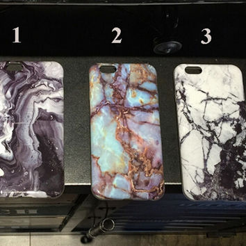 Nature Trace TPU Iphone 6 6S Plus Cases