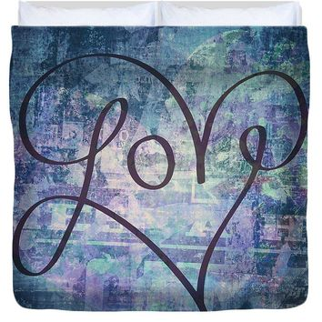 Love Art - Duvet Cover Bedding Bedspread