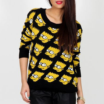 Bart Crewneck Sweater