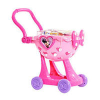 Minnie Bow-Tique Shopping Cart