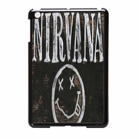Nirvana Wood Sign Art iPad Mini Case
