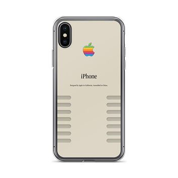 Apple Throwback 80s iPhone Case