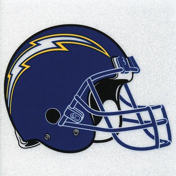 San Diego Chargers - Logo Reflective Decal