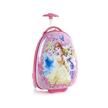 Heys Disney Princess Rolling Luggage Suitcase [Birdies]