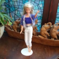 Handmade Outfit for Barbie Doll   SEE SPECIAL OFFER   (nannycheryl original)989