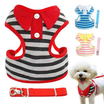 Breathable Dog Harness Vest Adjustable
