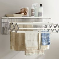 Wallmount Drying Rack