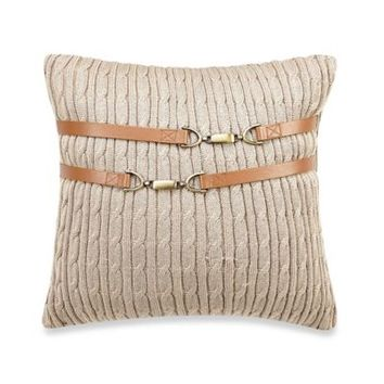 Raymond Waites Monteray Square Toss Pillow
