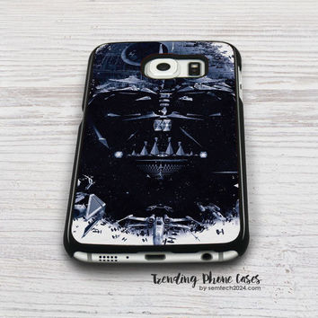Darth Vader Starwars Movie  Samsung Galaxy S6 Case Cover for S6 Edge S5 S4 Case
