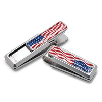 Men's M-Clip American Flag Money Clip