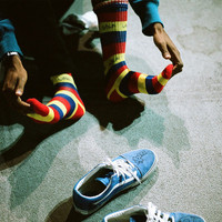 GOLFWANG SOCKS MULTI-STRIPE – Odd Future